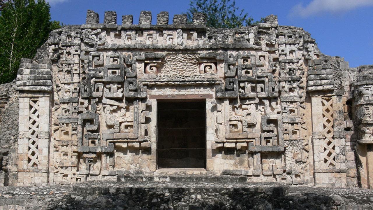 arquitectura maya en yucatan