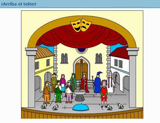 http://www.edu365.cat/primaria/muds/castella/teatro/index.htm