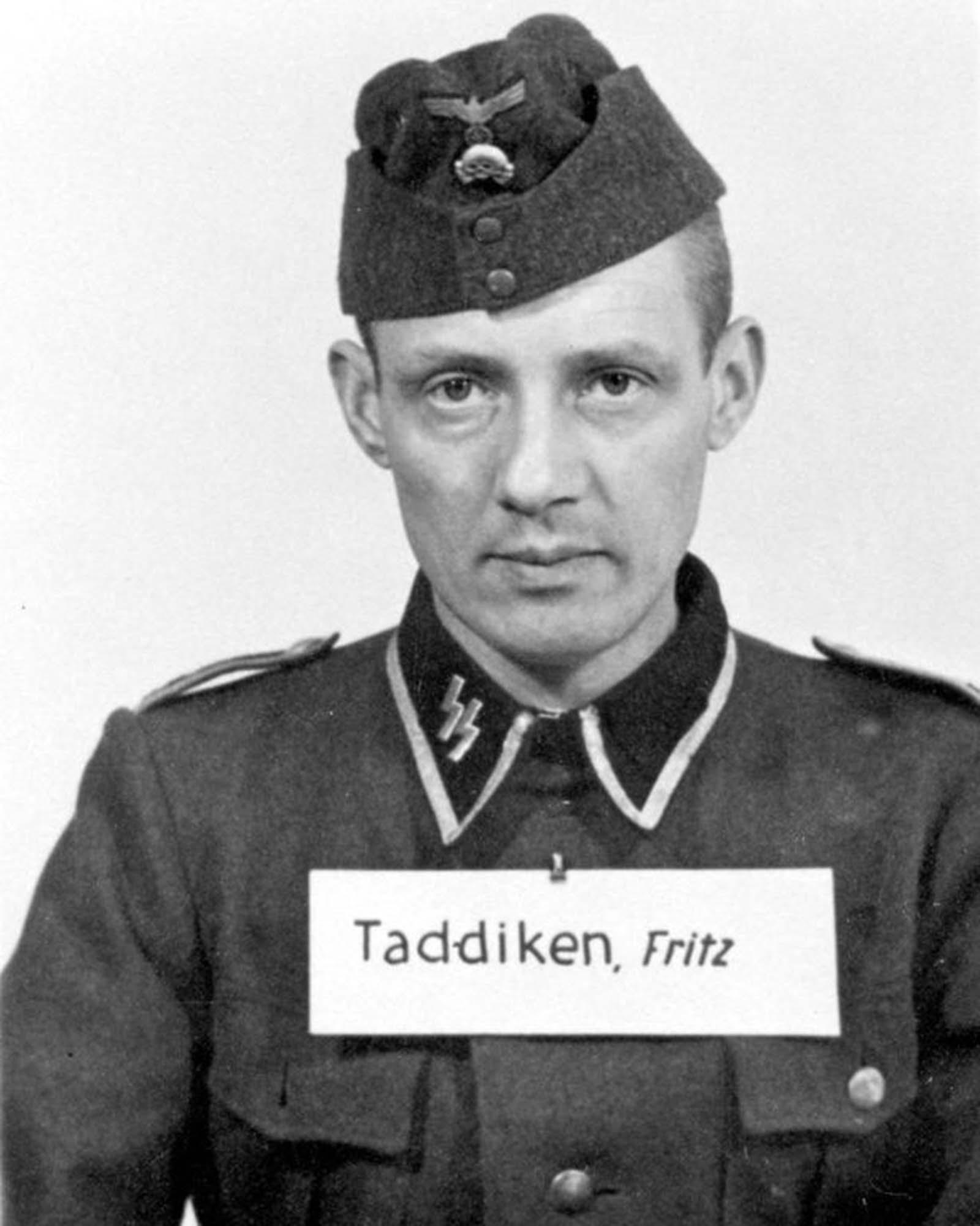 Auschwitz Guards Mugshots