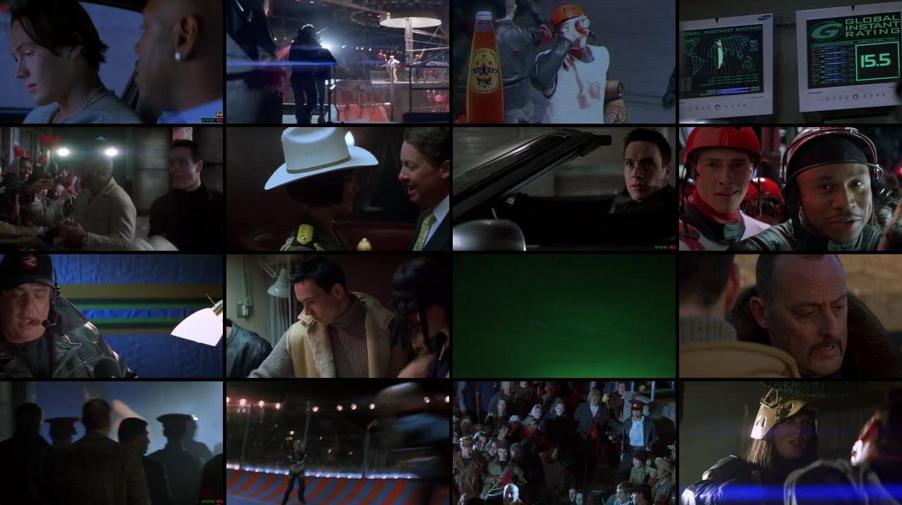 Rollerball 2002 Screeenshot