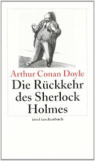 [Rezension] Sherlock Holmes 6: Die Rückkehr des Sherlock Holmes – Arthur Conan Doyle