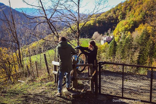 Dom z Kamienia blog, Marradi