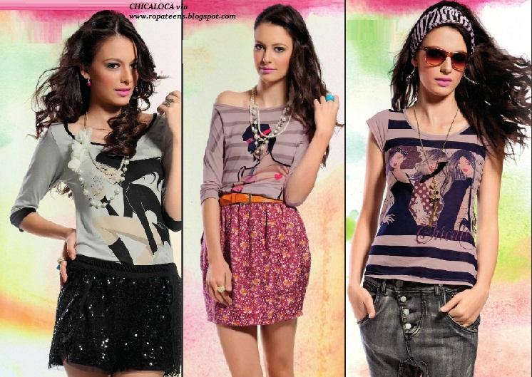 2d6c5bffbea ropa a la moda 2014  ropa para adolescentes