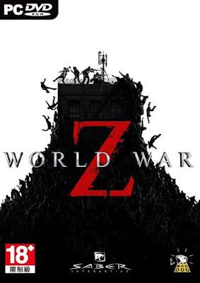 Capa do World War Z