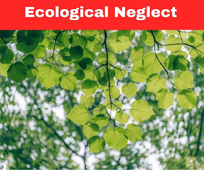 Ecological Neglect