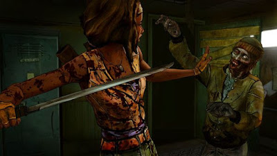 اختيارات في العبة The Walking Dead Michonne Episode 1