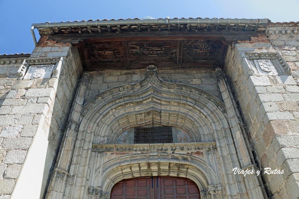 Iglesia de San Juan Bautista, Mombeltrán
