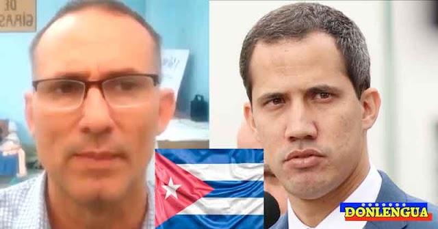 Juan Guaidó acompaña la lucha de 50 activistas democráticos en Cuba
