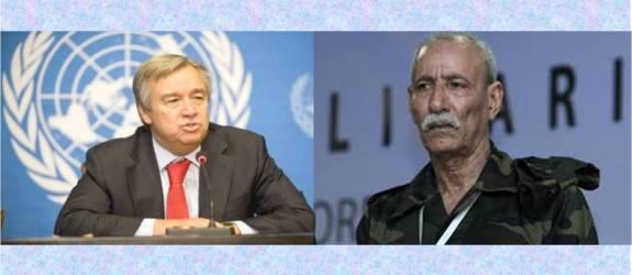 جبهة البوليساريو : السبيل الوحيد أمام الأمم المتحدة لإستعادة ثقة الشعب الصحراوي هو الشروع في عملية تسوية  تقوم على مبادئ القانون الدولي.