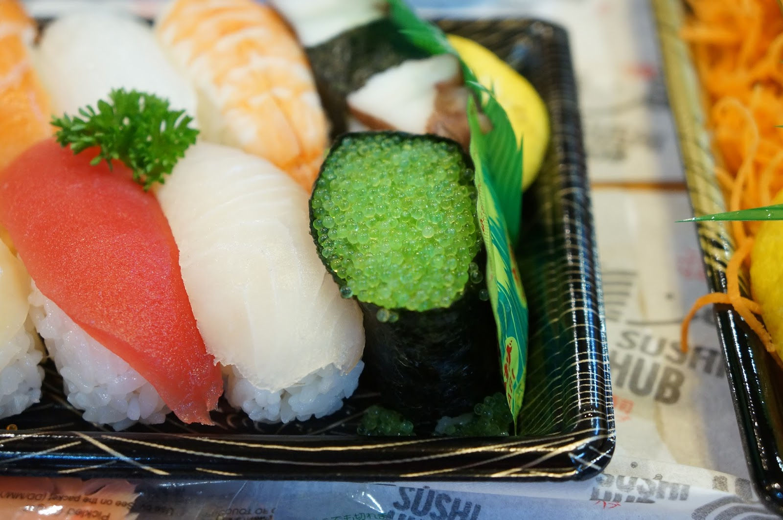 Weekend Food Escapes Sushi Hub Central Sydney Cbd
