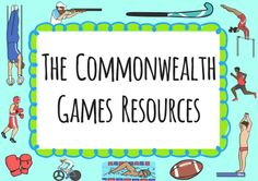 Games Resources for Commonwealth Game