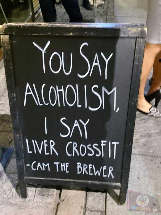 It's Not Alcoholism!