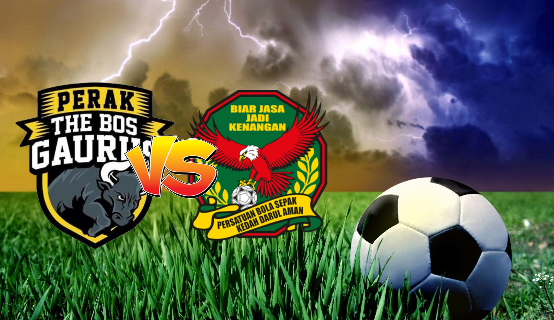 Live Streaming Perak vs Kedah Liga Super 10 Oktober 2020