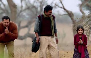 Harshaali Malhotra as Munni and Shahida in Bajrangi Bhaijaan