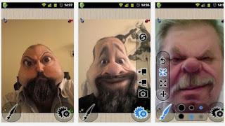 Buat Wajah Orang Menjadi Jelek Dengan Aplikasi Jahil Ini