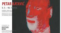 Petar Katavić, izložba  - Bol slike otok Brač Online