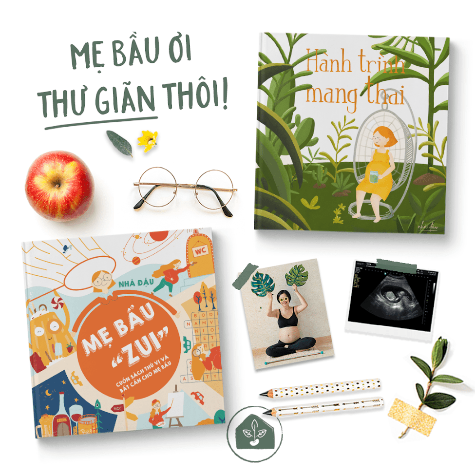 [A116] Top 10 cuốn sách thai giáo Mẹ bầu nên đọc