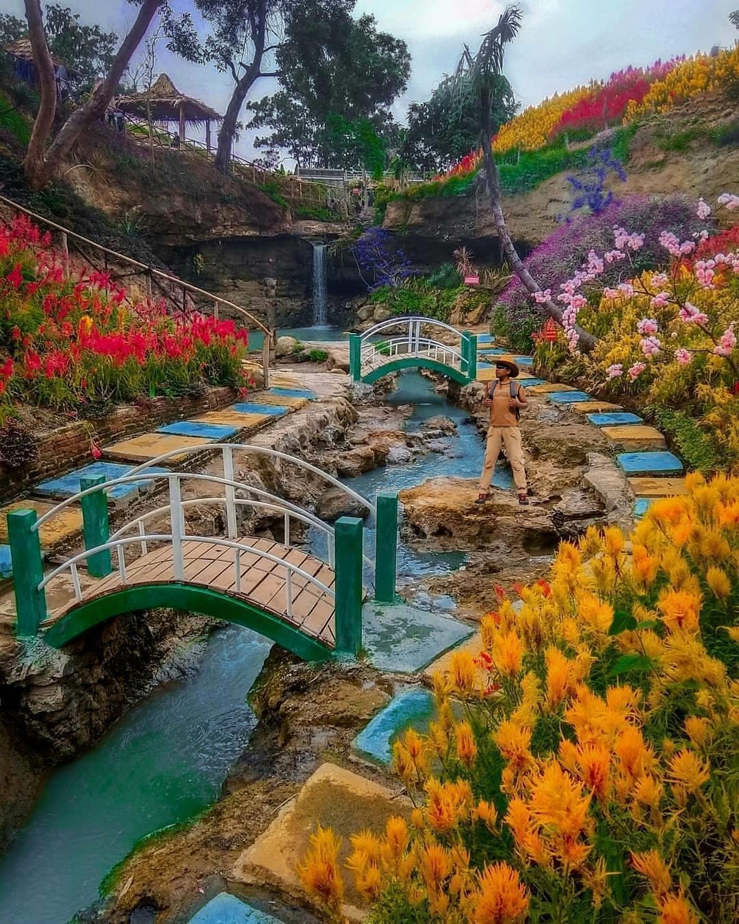 Taman Wisata Padas Grojok