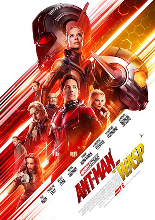 Ant-Man and the Wasp 2018 Full Hindi Movie Download Dual Audio BRRip 720p