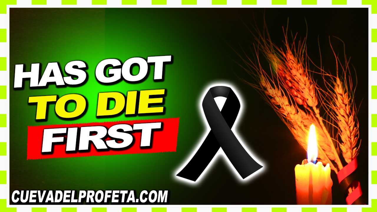 Has got to die first - William Marrion Branham