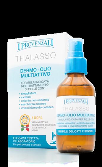 dermo-olio multiattivo