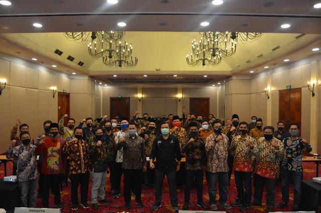 Aang Kunaifi Ungkap Bawaslu Jatim Siapkan Jajaran Awasi Pendaftaran Calon di 19 Daerah