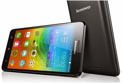Lenovo A5000 Hape Android Dengan Baterai Tahan Lama