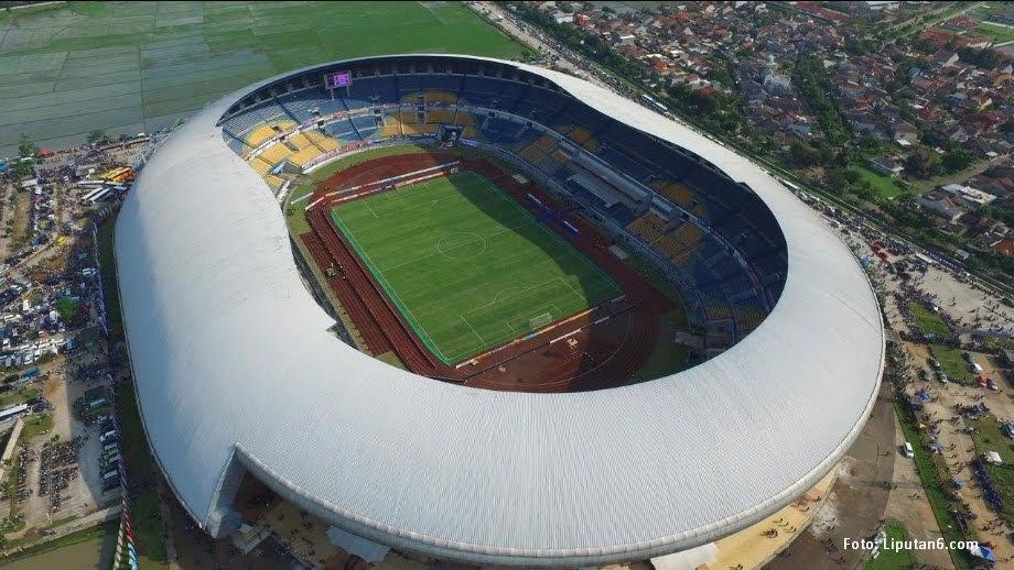 Stadion GBLA Jadi Tempat Vaksinasi Massal 5.000 Warga Bandung Raya