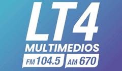 Radio LT4 104.5 FM 670 AM
