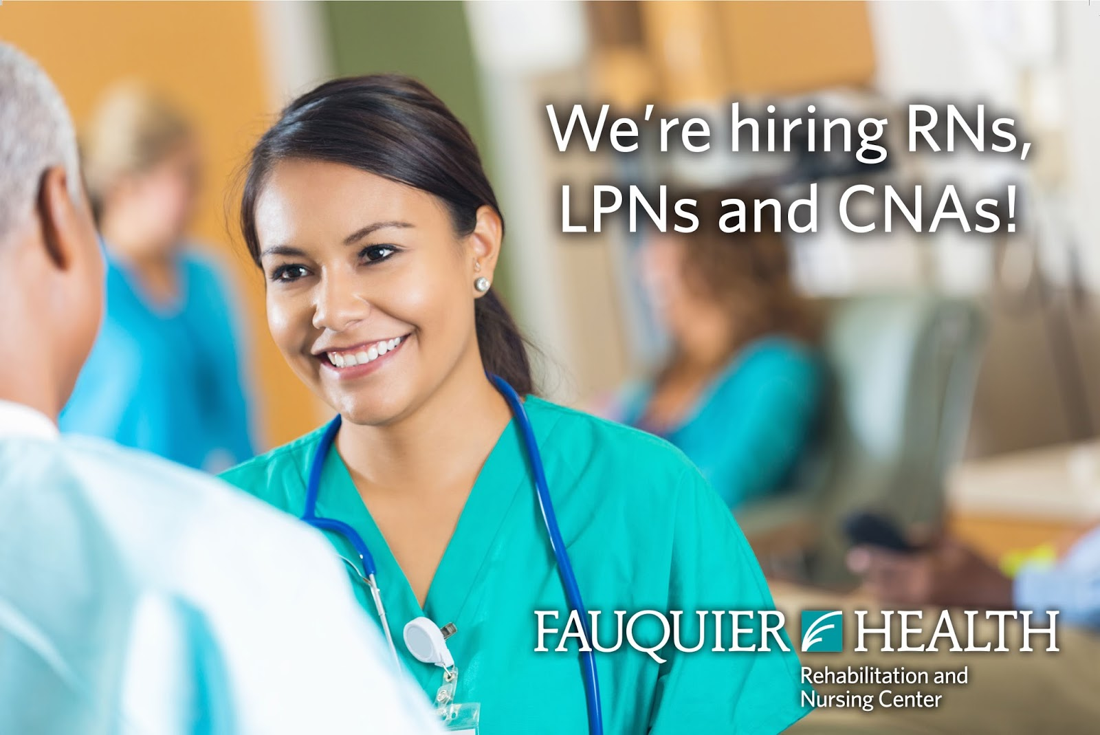 The View From Hospital Hill Seeking Rns Lpns And Cnas