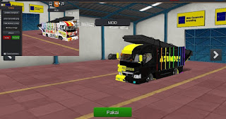 Download Truk Canter V2 Full Strobo