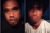 Dua Pelaku Pencurian Di Buer Dibekuk Tim Puma Reskrim Polres Sumbawa saat Bersenang - sSenang di Cafe