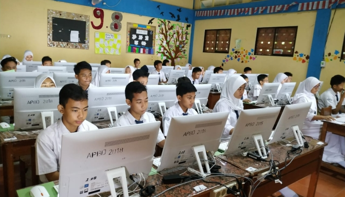 Contoh Latihan Soal AKM Numerasi Siswa SMP MTS Tahun 2021 (Bagian 2)