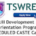 TSWREIS Skill Development and JOB Orientation Program Scheduled Caste.