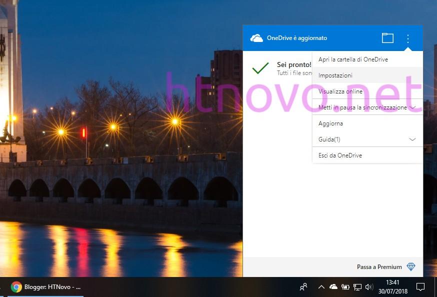 Impostazioni-OneDrive