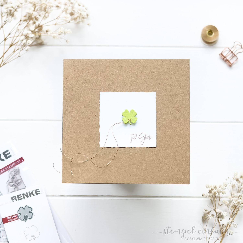 karte-kleeblatt-minimalistisch