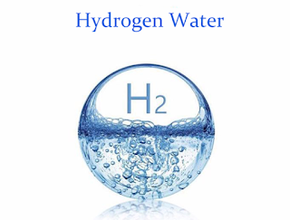 ما اهمية المياه التي تحتوي على الهيدروجين