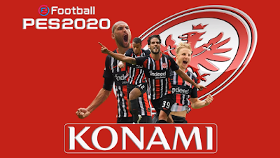PES 2020 Eintracht Frankfurt Menu Mod by Hawke