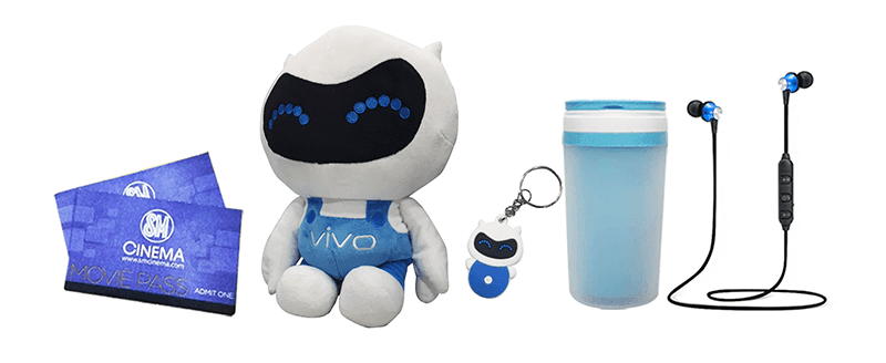 Vivo Love Month Special freebies