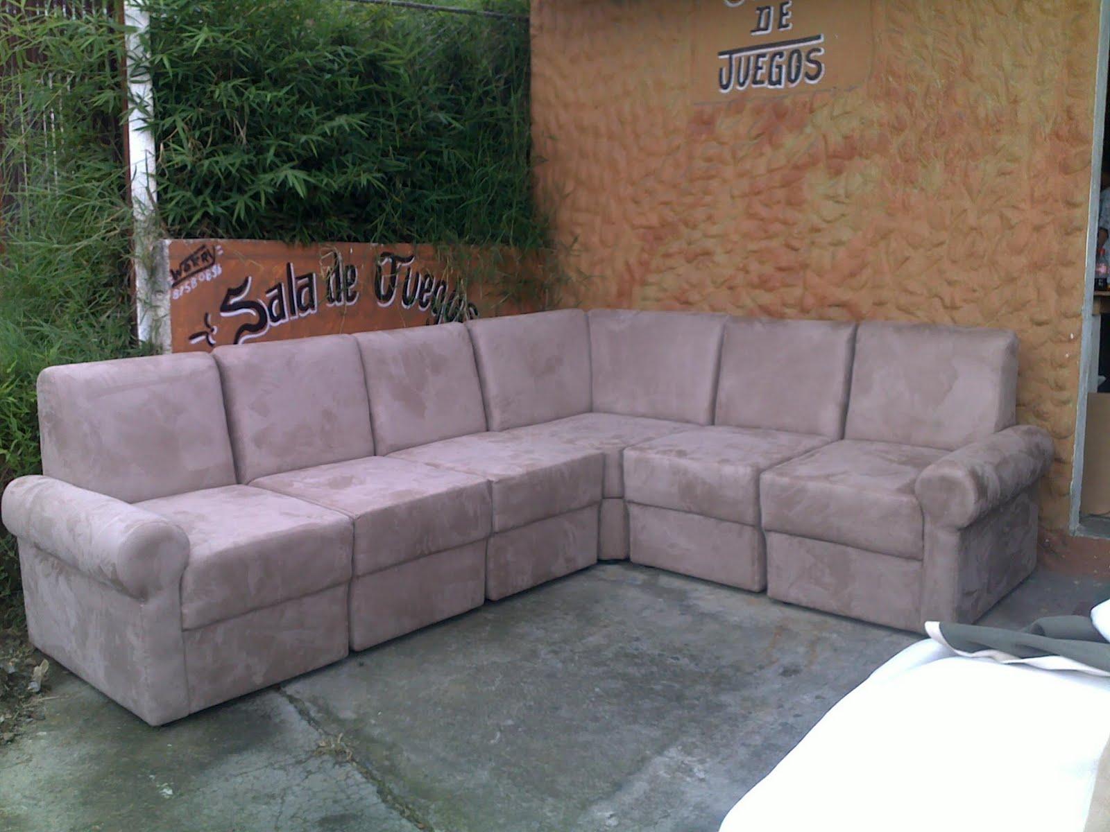 fotos de muebles de sala esquineros