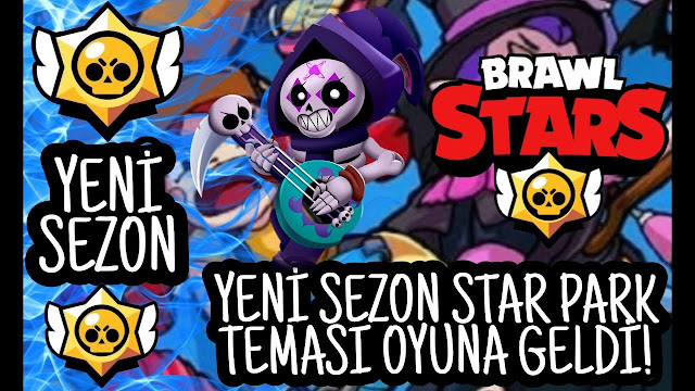 Brawl Stars Star Park Modu - Con Bordes Star Park Mod APK