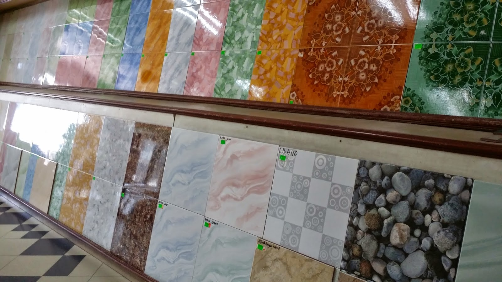 Tiles Jubin Untuk Bilik Air Dan Dapur