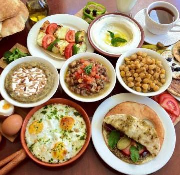 مطاعم فطور في جدة عوائل