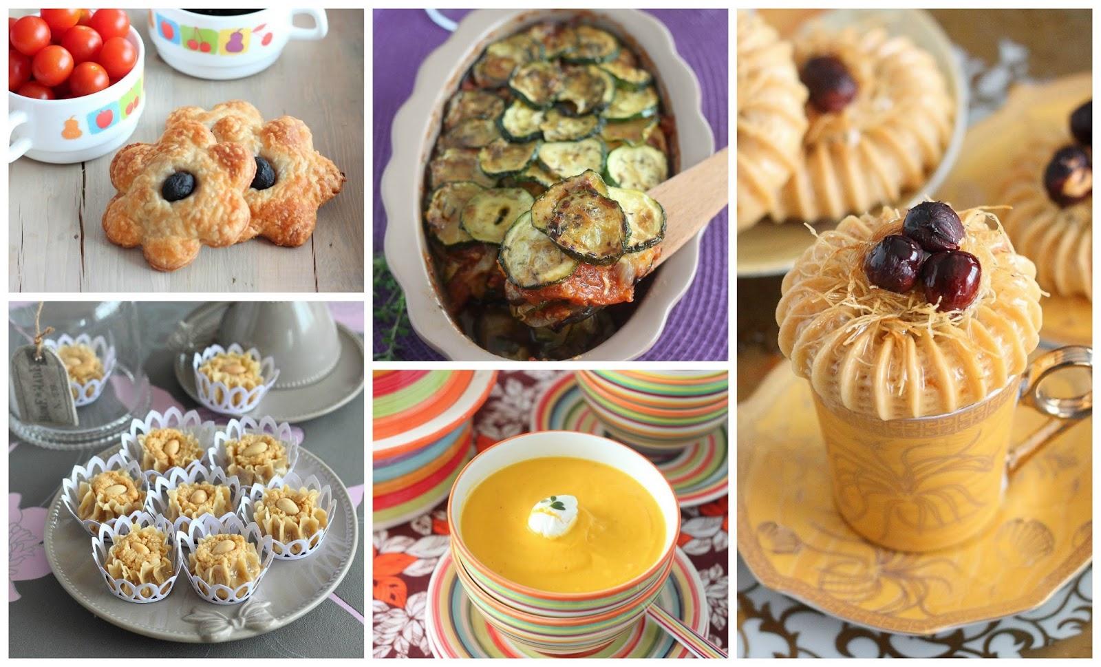 Hors s ries cuisine sp cial ramadan for Gazelle cuisine hors serie