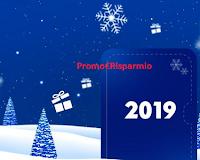 Logo Nivea ''Calendario dell'Avvento 2019'' : vinci gratis 48 kit ogni giorno
