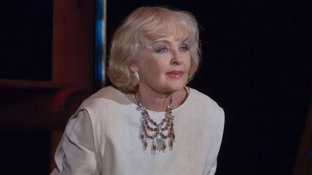 «Отчитываться перед русскими не собираюсь. Братьями я их и до Майдана не считала», – советская актриса поддержавшая Украину!