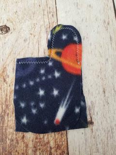 mitten pattern sewing
