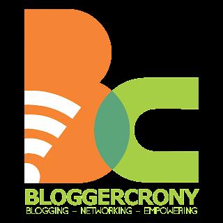Blogger Crony