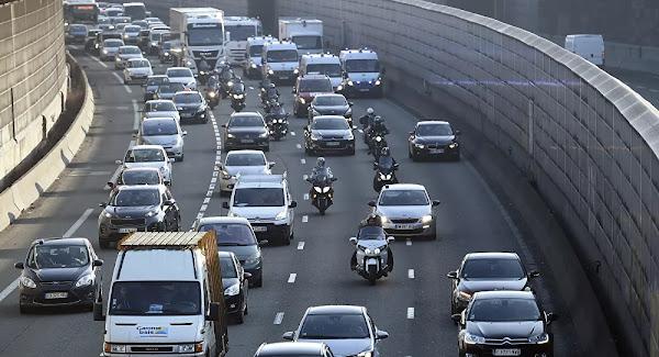 Des millions de voitures pourraient être prochainement exclues de la circulation dans les grandes villes de France