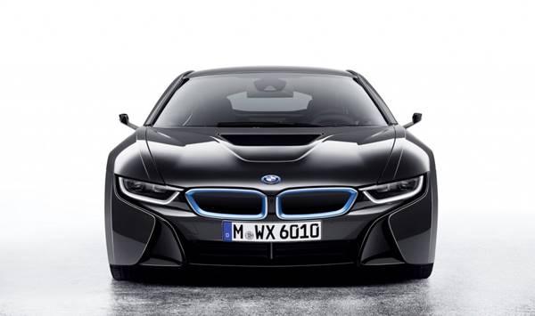 2018 BMW i8S